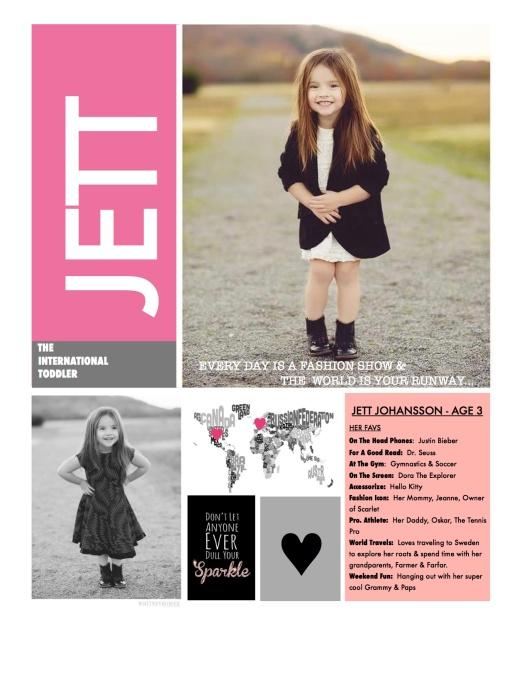 Jett's Profile